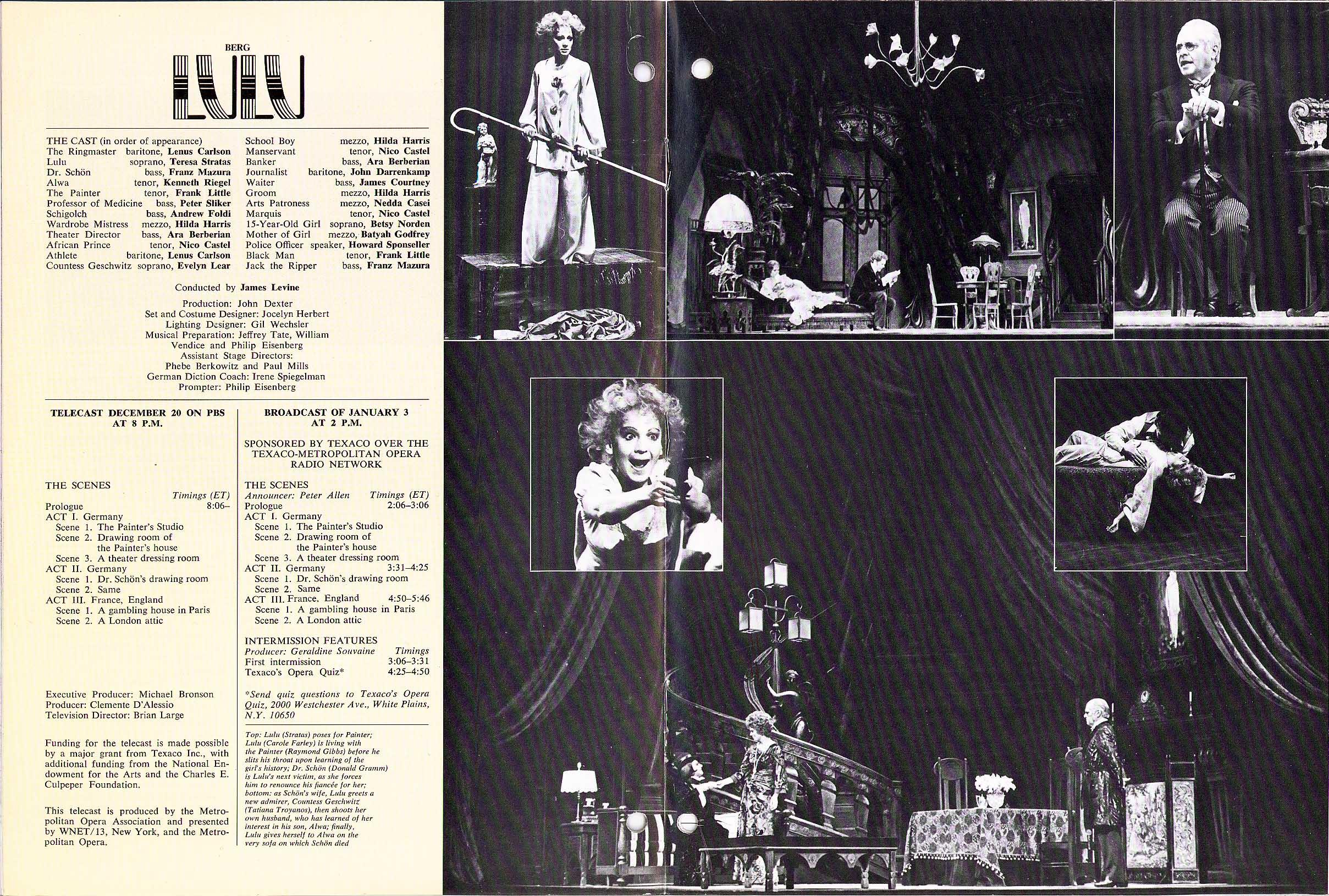 metropolitan opera 1980